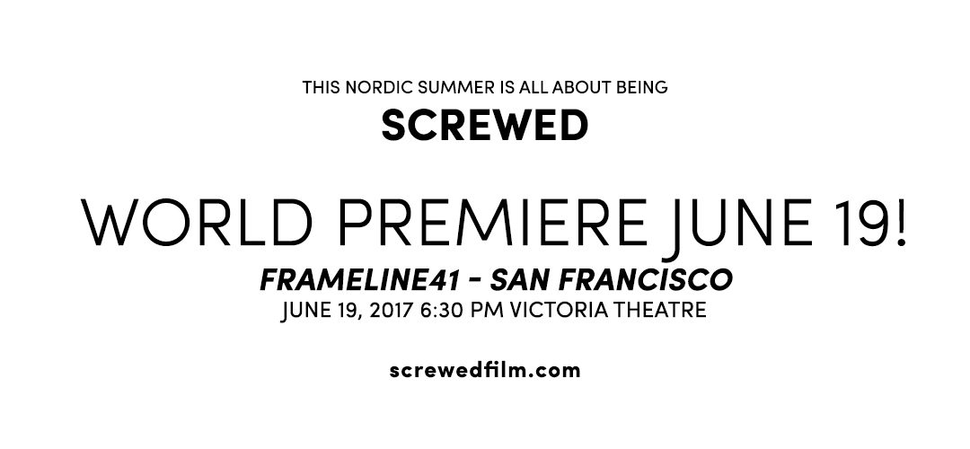 Screwed will be featured on the Frameline41 film festival